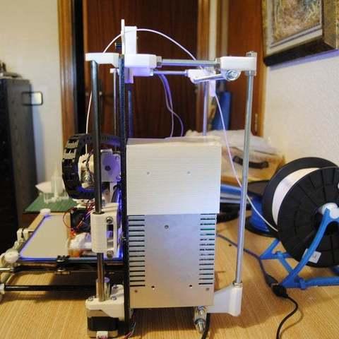 _DSC3762_display_large.JPG Download free STL file 90º Degree stiffeners for prusa i3 • 3D printing template, niceandeasy