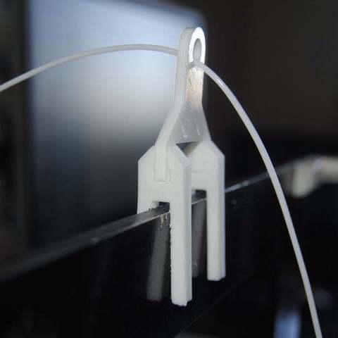 _DSC3591_display_large.JPG Télécharger fichier STL gratuit Guide du filament pour Mendel Prusa i3 • Plan pour imprimante 3D, niceandeasy