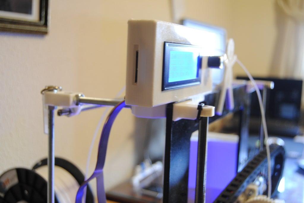 _DSC3765_display_large.JPG Download free STL file 90º Degree stiffeners for prusa i3 • 3D printing template, niceandeasy