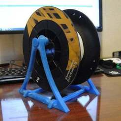 Download free 3D printer model Odirse´s Spool Holder, niceandeasy