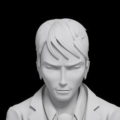 6.jpg Télécharger fichier STL Bruce Wayne • Design pour imprimante 3D, nes379
