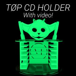 Ned Tumbnail.png Télécharger fichier STL gratuit Vingt et un pilotes Support CD • Plan pour impression 3D, MrDinkelwinkel
