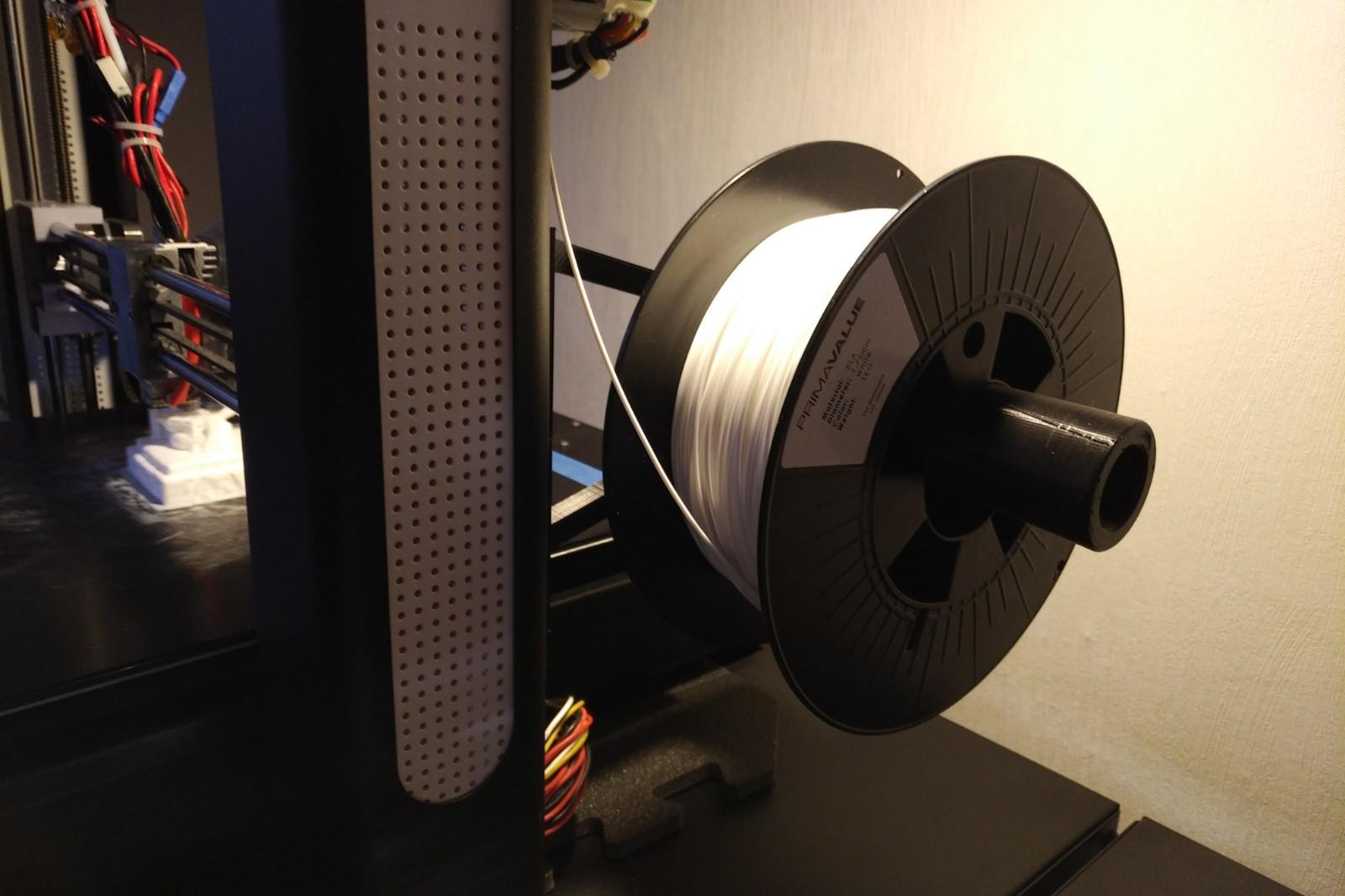 JG-spholder.jpg Download free STL file JGAurora spoolholder v2 (updated) • 3D printer design, TimBauer-TB3Dprint
