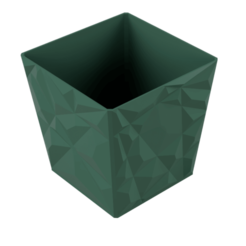 edge_Flowerpot.png Télécharger fichier STL gratuit Pot de fleurs à la mode • Modèle imprimable en 3D, TimBauer-TB3Dprint