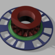 Spool4.png Download free STL file TB-Filament-Spool printable on small printbeds • Object to 3D print, TimBauer-TB3Dprint