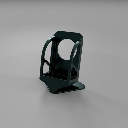 Stand2.jpg Download free STL file E cigarette stand • 3D printable model, TimBauer-TB3Dprint