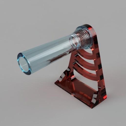 Spoolholder_2020-v2s.jpg Download free STL file JGAurora spoolholder v2 (updated) • 3D printer design, TimBauer-TB3Dprint