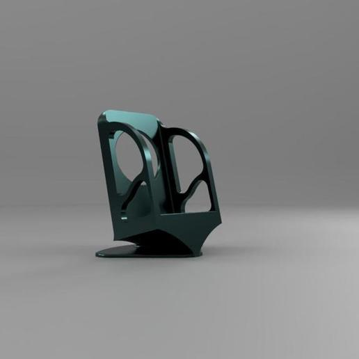 Stand1.jpg Download free STL file E cigarette stand • 3D printable model, TimBauer-TB3Dprint