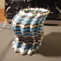 Download free STL file Vase S • Template to 3D print, TimBauer-TB3Dprint