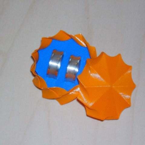 Free 3D printer files Spiral Box, KarmaPrinting
