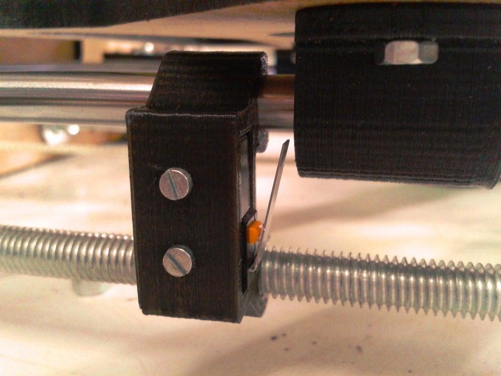 030_display_large.jpg Download free STL file End stops for Prusa i3 Improved for laser cut • 3D printing model, KarmaPrinting