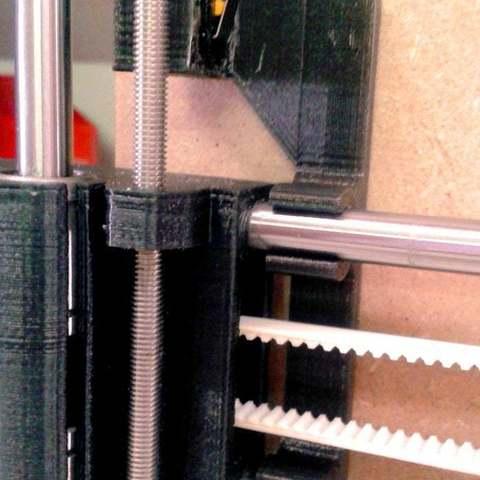 028_display_large.jpg Download free STL file End stops for Prusa i3 Improved for laser cut • 3D printing model, KarmaPrinting