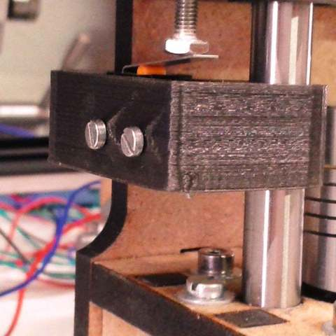 029_display_large.jpg Download free STL file End stops for Prusa i3 Improved for laser cut • 3D printing model, KarmaPrinting