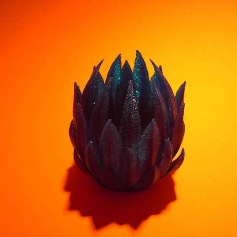 Download free 3D print files Leaf lamp 2, Justcare