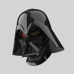 DarthVader-Rebels-Caméra85.2.jpg Télécharger fichier STL Dark Vador Helmet REBELS - Fichiers d'impression 3D • Objet à imprimer en 3D, FolkyPatrol