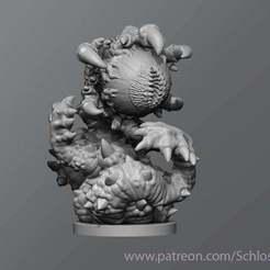 Imprimir en 3D gratis El ojo sin vista, schlossbauer