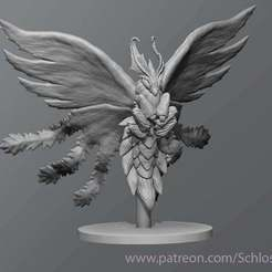 Download free 3D printer designs Phoenix Moth, schlossbauer