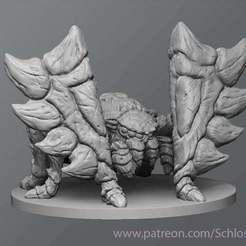 Descargar archivos 3D gratis Escudo de araña, schlossbauer