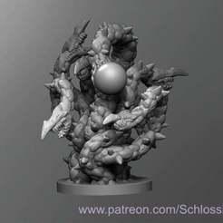 Download free 3D printer model Deep Terror, schlossbauer