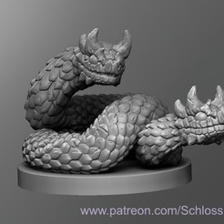 Download free 3D printer designs Amphisbaena, schlossbauer
