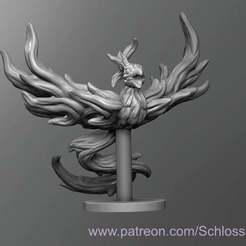 Fire_Bird.jpg Download free STL file Fire Bird • 3D printing design, schlossbauer