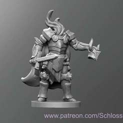 Download free 3D printer files Animated Armor, schlossbauer