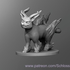 Download free 3D printer designs Phantom cat, schlossbauer