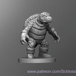 Descargar Modelos 3D para imprimir gratis Koopa, schlossbauer