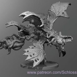 Hunting Horror.jpg Download free STL file Hunting Horror • 3D printer model, schlossbauer