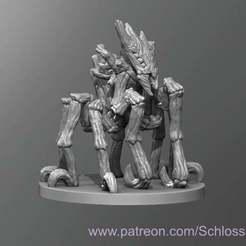 Imprimir en 3D gratis La araña de Scarewood, schlossbauer