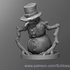 Descargar archivos 3D gratis Hombre de Nieve Malvado, schlossbauer