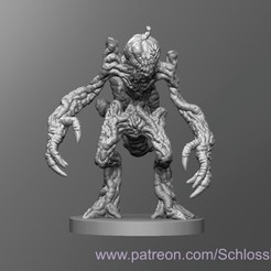 Pumpkinhead.jpg Download free STL file Pumpkinhead • 3D printing model, schlossbauer