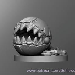Descargar modelo 3D gratis Chain Chomp, schlossbauer