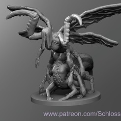 Download free 3D printer designs Stitched Monstrosity, schlossbauer