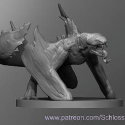 Descargar diseños 3D gratis Cazador de pantanos, schlossbauer