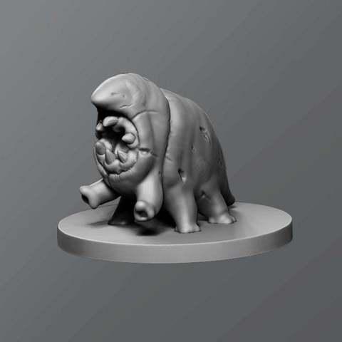 Download free 3D printer designs Liver leech, schlossbauer