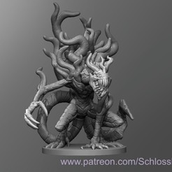 Astradaemon.jpg Download free STL file Astradaemon • 3D print object, schlossbauer