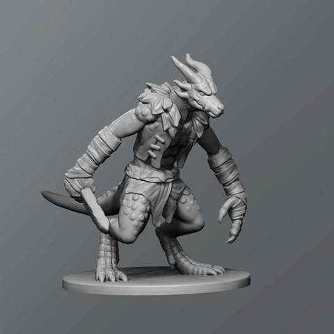Free 3D printer designs Kobold ver.1, schlossbauer