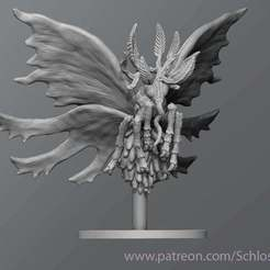 Download free 3D model Toxic Butterfly, schlossbauer