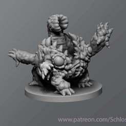 Download free 3D printer model Maw demon, schlossbauer