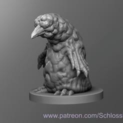 Albino_Pinguin.jpg Télécharger fichier STL gratuit Pinguin Albinos • Modèle imprimable en 3D, schlossbauer