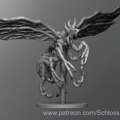 Imprimir en 3D gratis Hellwasp, schlossbauer