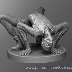 Descargar Modelos 3D para imprimir gratis Poseído, schlossbauer