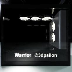 1.jpg Download STL file Warrior (design computer) • 3D print model, 3dpsilon