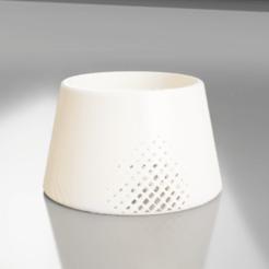 lamp_2020-Aug-07_06-02-27PM-000_CustomizedView5275141019.png Download STL file Lampshade • 3D printer template, 3dpsilon