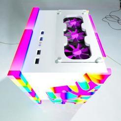 1.jpg Download STL file Computer case • 3D printer template, 3dpsilon