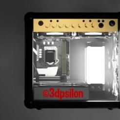 1.png Download STL file Computer Box • 3D printer object, 3dpsilon