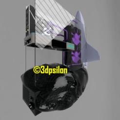 4.png Download STL file Space computer case • 3D printing design, 3dpsilon