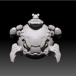 Imprimir en 3D overwatch wrecking ball, anonymous-fd459150-6fc1-4fa1-9b64-2109ec1c3b8c