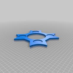 middle_Star.png Télécharger fichier STL gratuit DrinkIMBLE • Modèle pour imprimante 3D, Ver_Flix